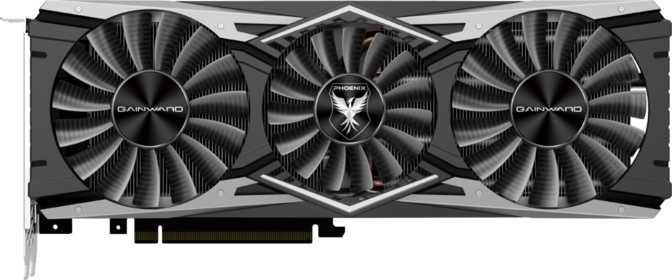 ≫ Gainward GeForce RTX 2080 Phoenix GS vs MSI GeForce RTX