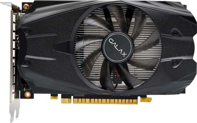 Galax GeForce GTX 1050 OC