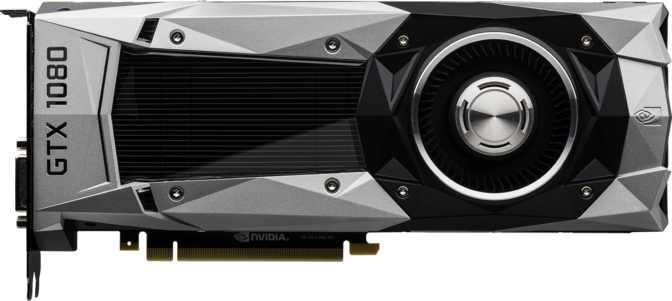 Galax GeForce GTX 1080 Founders Edition