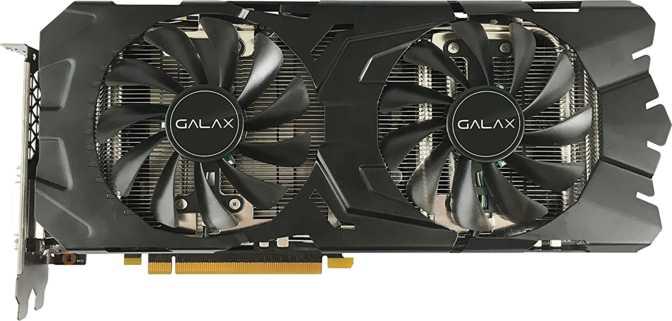 Galax GeForce GTX 1080 Ti EXOC