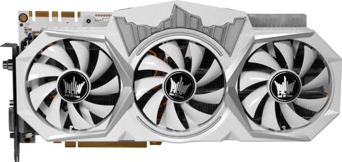 Galax GeForce GTX 1080 Ti HOF
