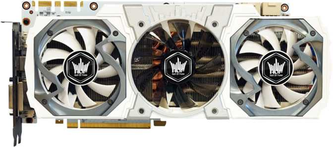 Galax GeForce GTX 980 HOF 4GB