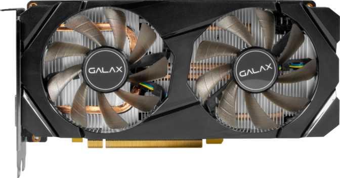 Galax GeForce RTX 2060 1-Click OC