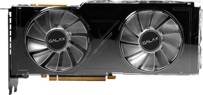 Galax GeForce RTX 2080 Dual Black