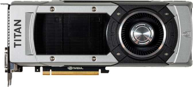 Galaxy GeForce GTX Titan Black