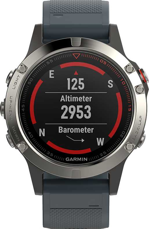 Garmin Fenix 3 Vs Garmin Fenix 5 Sports Watch Comparison