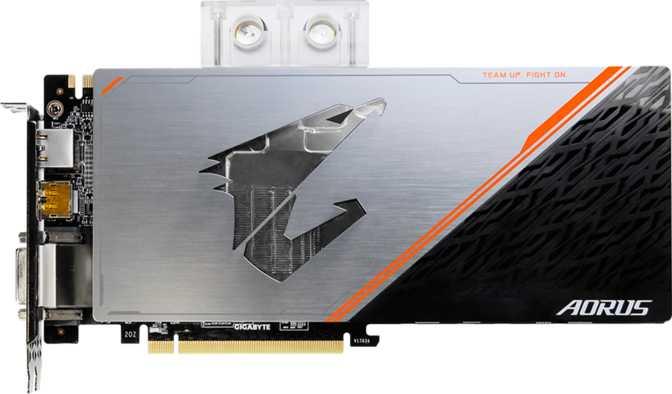 Gigabyte Aorus GeForce GTX 1080 Ti Waterforce WB Xtreme Edition