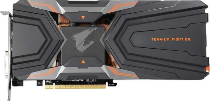 ≫ Gigabyte Aorus GeForce GTX 1080 Ti Waterforce Xtreme