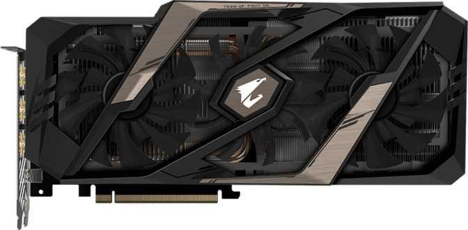 Gigabyte Aorus GeForce RTX 2080 8GB