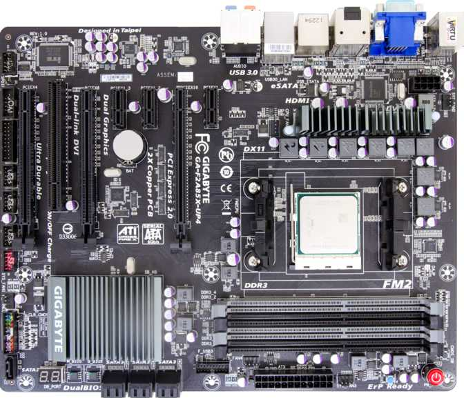 Gigabyte GA-F2A85X-UP4