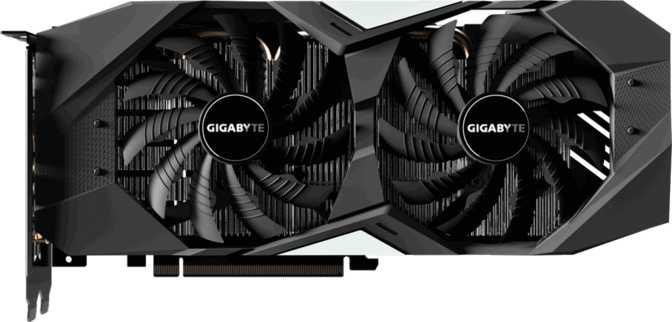 Gigabyte GeForce GTX 1650 Gaming OC