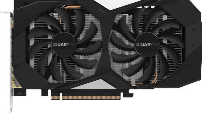 Gigabyte GeForce GTX 1660 OC