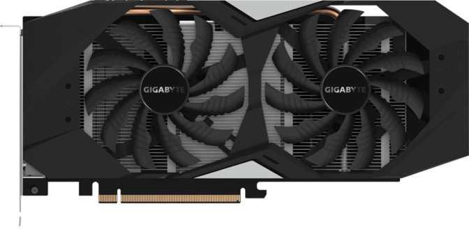 ≫ AMD Radeon RX 560X vs Gigabyte GeForce GTX 1660 Ti