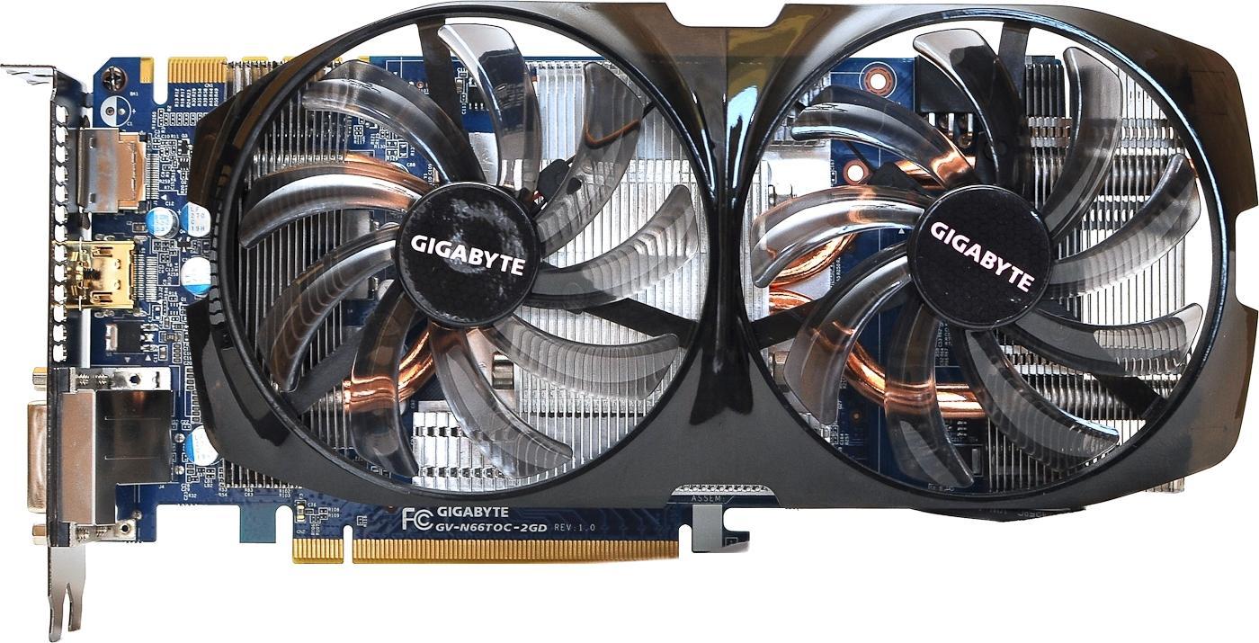 Gigabyte GeForce GTX 650 Ti Boost WindForce 2X 2GB