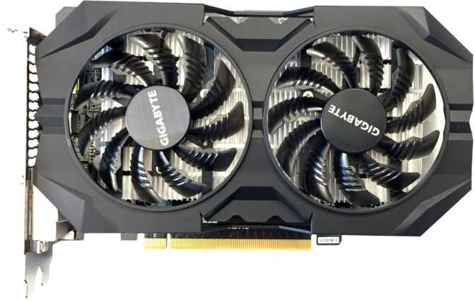 Gigabyte GeForce GTX 950 WindForce 2X CN