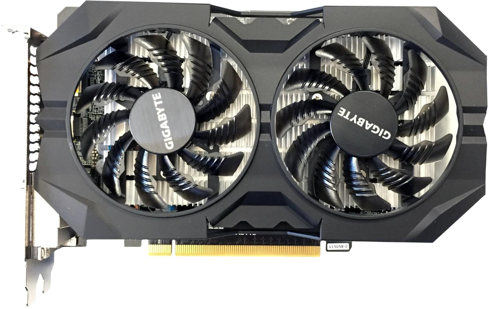 Gigabyte GeForce GTX 950 WindForce 2X OC