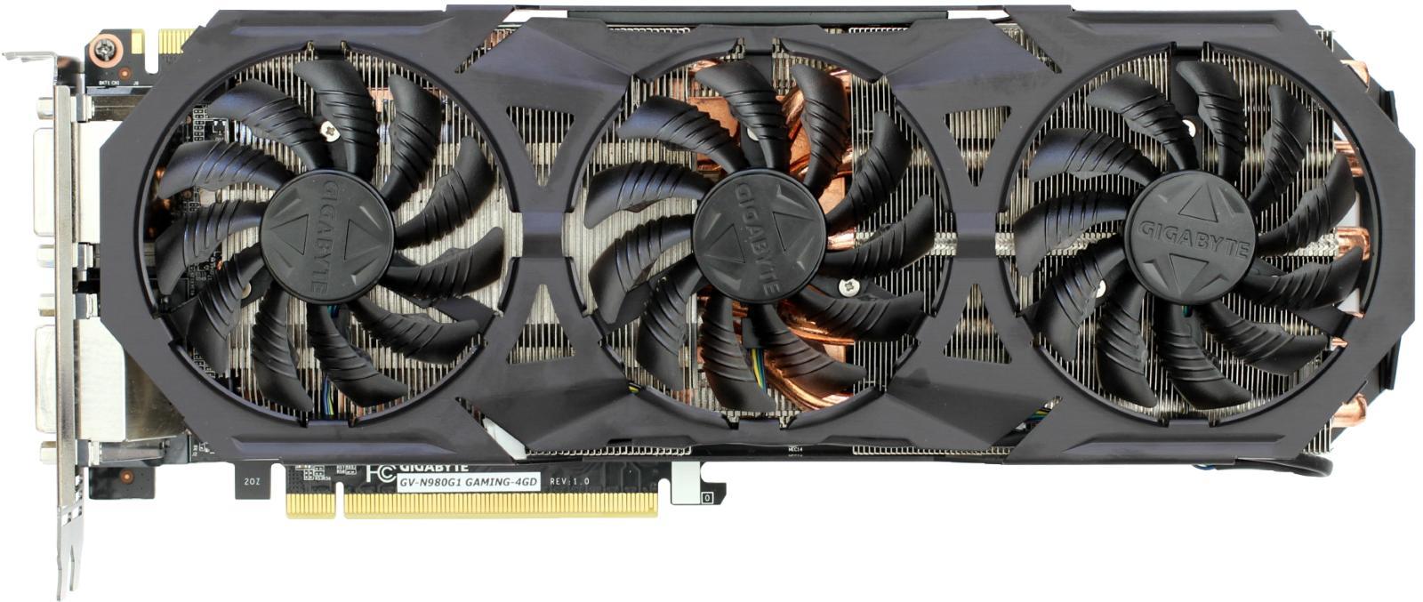 Gigabyte GeForce GTX 960 G1 Gaming