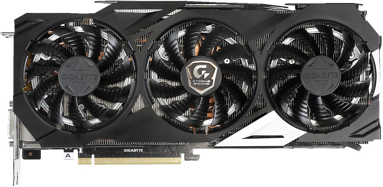 Gigabyte GeForce GTX 980 Ti Xtreme Gaming WindForce
