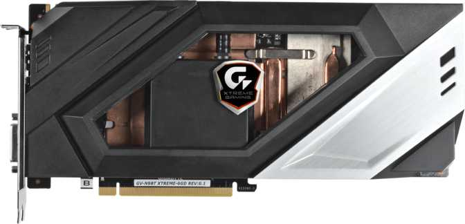 Gigabyte GeForce GTX 980 Ti Xtreme Gaming