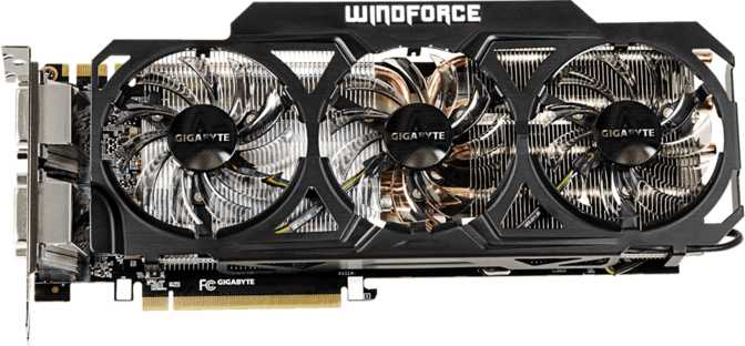 Gigabyte GeForce GTX 980 WindForce 3X OC