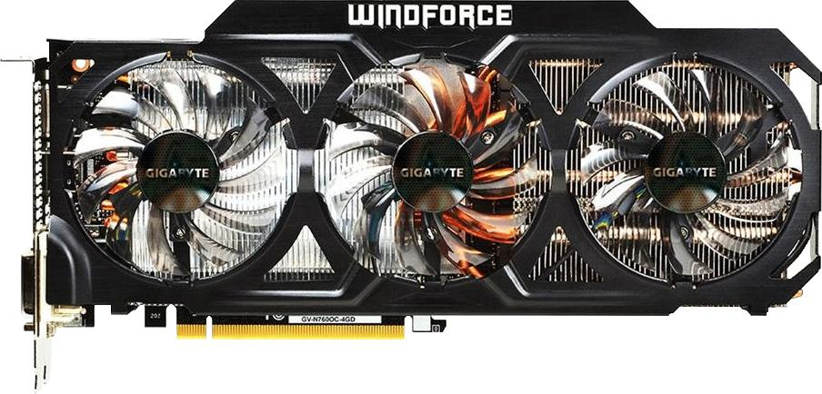 Gigabyte R9 280X WindForce 3X OC Rev. 2