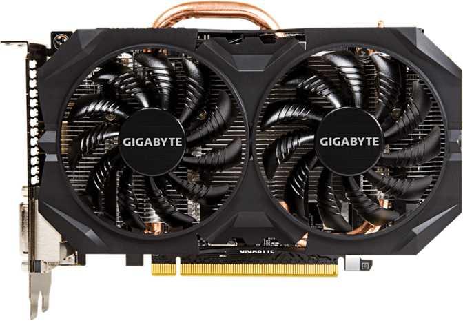 Gigabyte Radeon R7 370 WindForce 2X OC 2GB