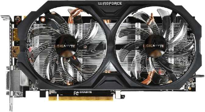 Gigabyte Radeon R9 380 WindForce 2X 2GB