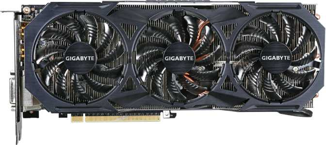 Gigabyte Radeon R9 Fury WindForce 3X OC