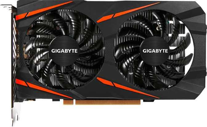 Gigabyte Radeon RX 550 OC
