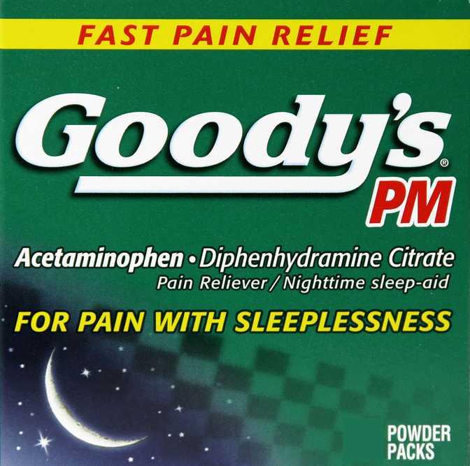 Goody's PM
