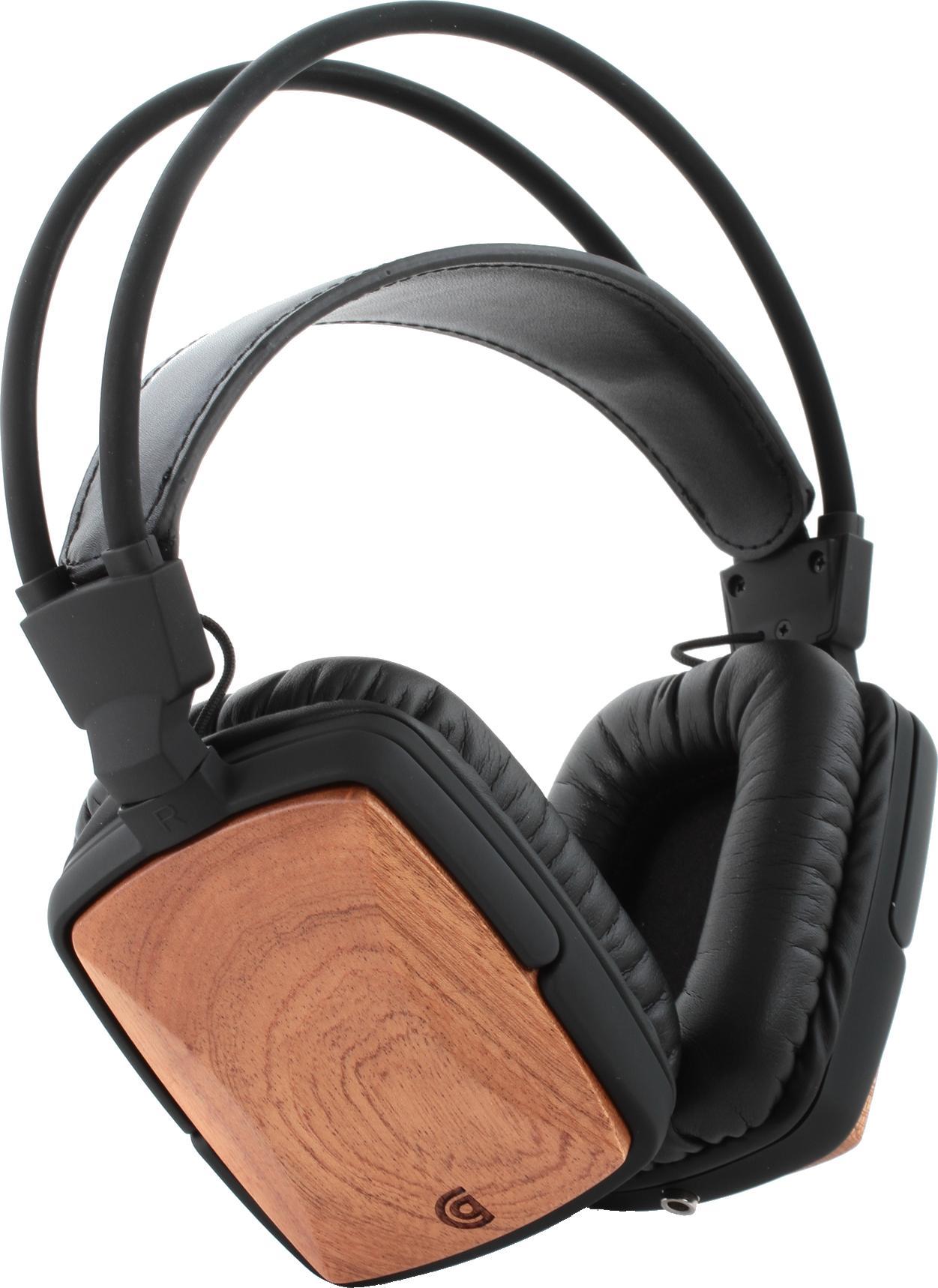 Griffin WoodTones Headphones