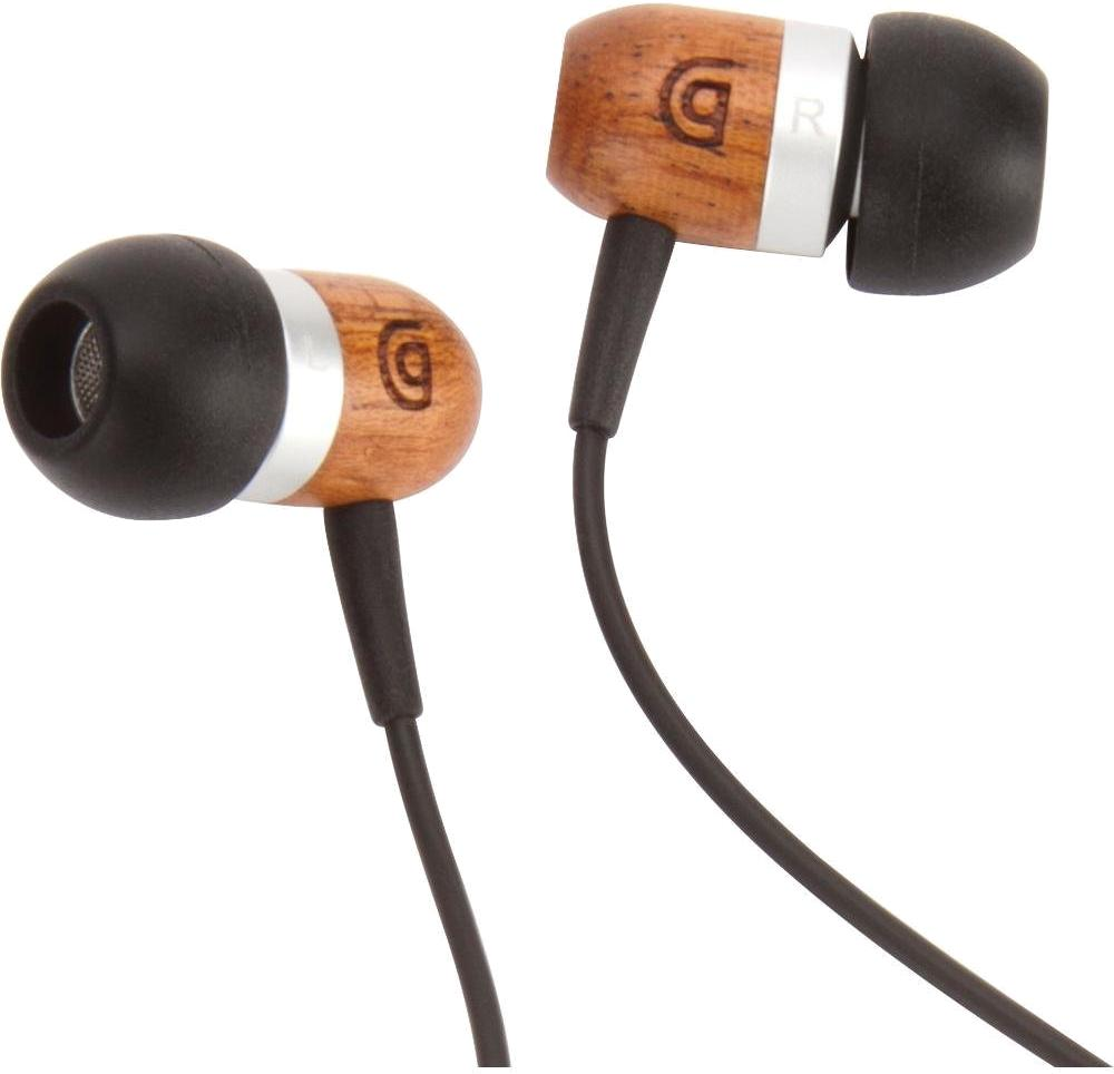 Griffin WoodTones with Control Mic