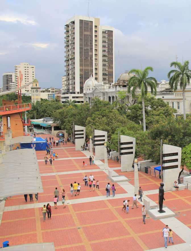 Santiago de Guayaquil