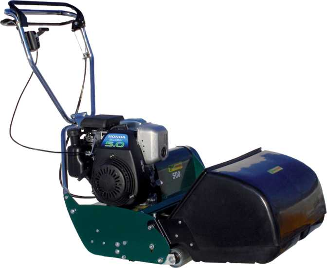 Hecht Lawnmaster 500
