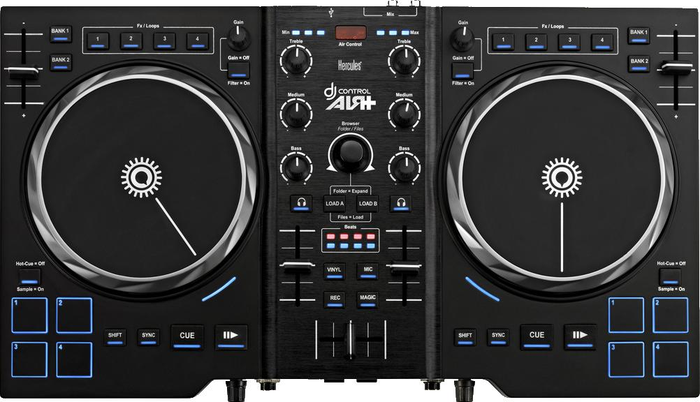 Hercules DJ Control Air Plus