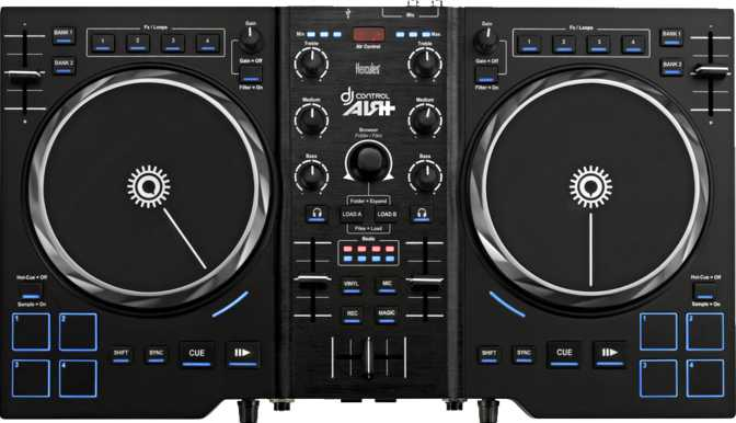 Hercules DJ Control Air Plus