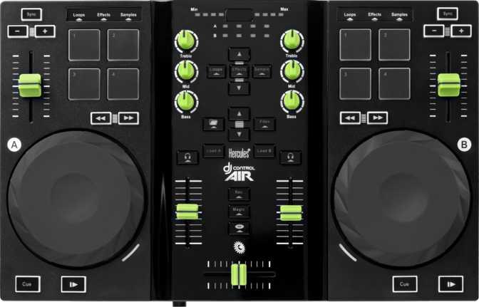 Hercules DJ Control Air Street Edition