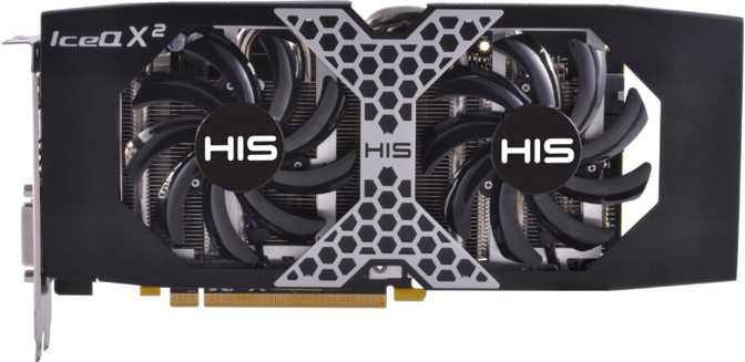HIS Radeon R7 370 IceQ X2 II OC 2GB