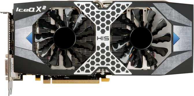 HIS Radeon R7 370 IceQ X2 OC 2GB