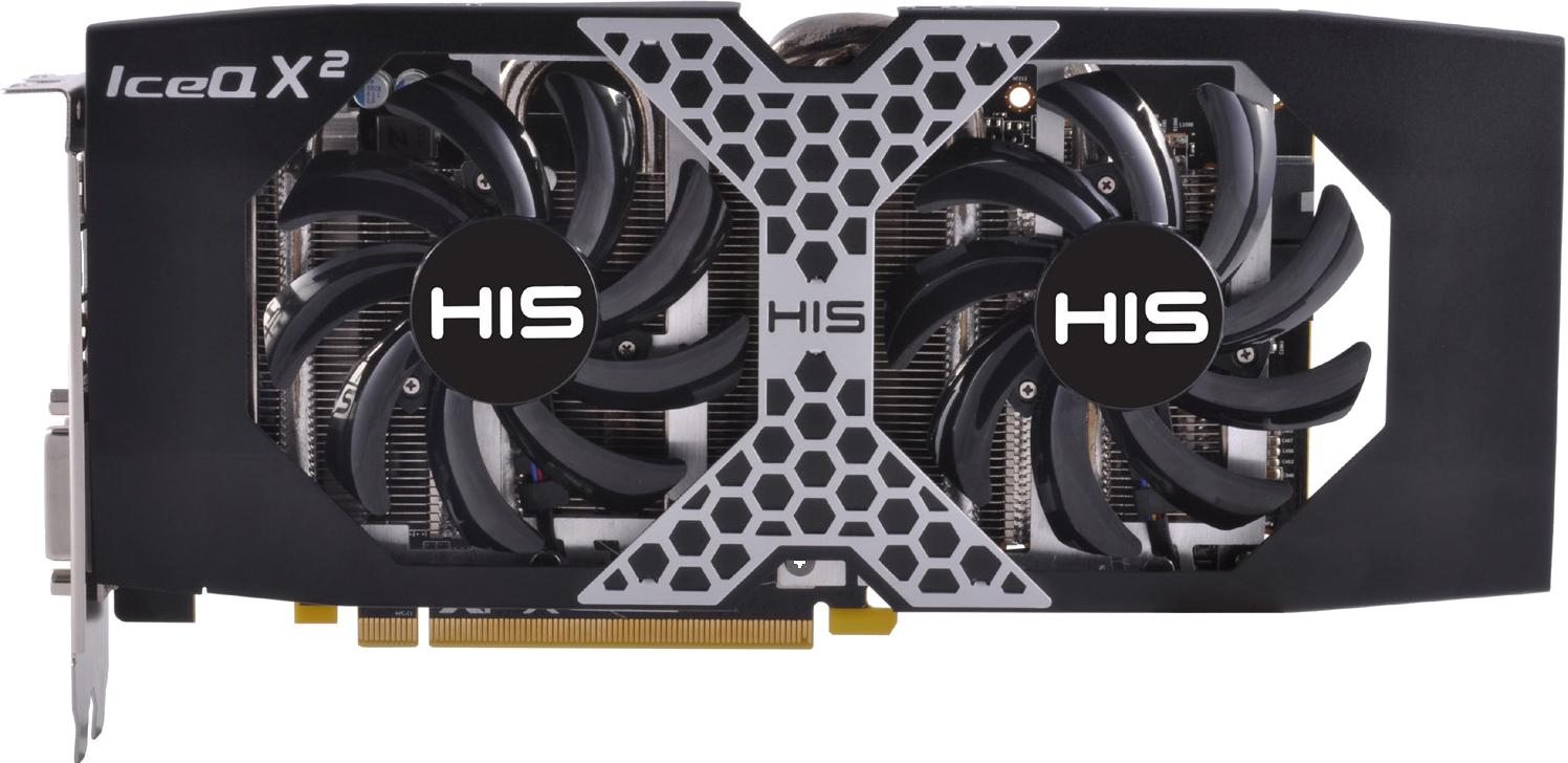 HIS Radeon R9 380X IceQ X2 OC