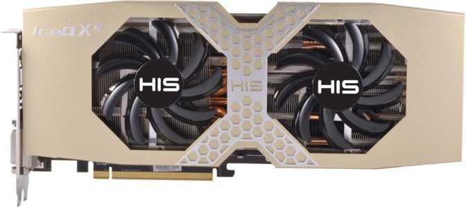 HIS Radeon R9 390 IceQ X2 II OC