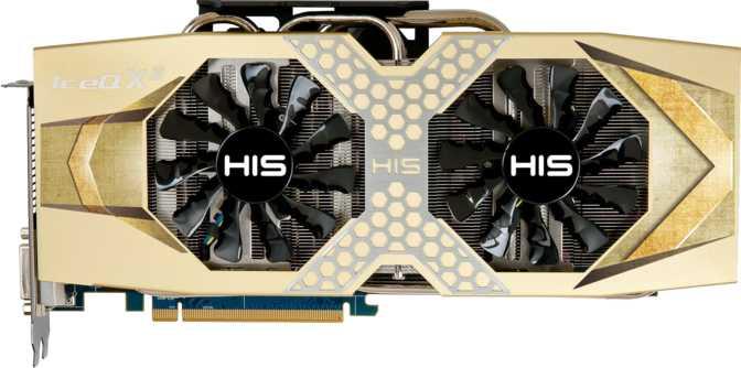 HIS Radeon R9 390 IceQ X2 OC