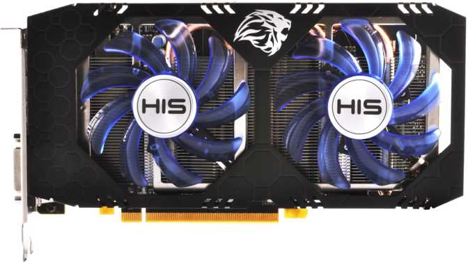 HIS Radeon RX 470 IceQ X2 Turbo