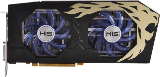 HIS Radeon RX 480 IceQ X2 Roaring Turbo