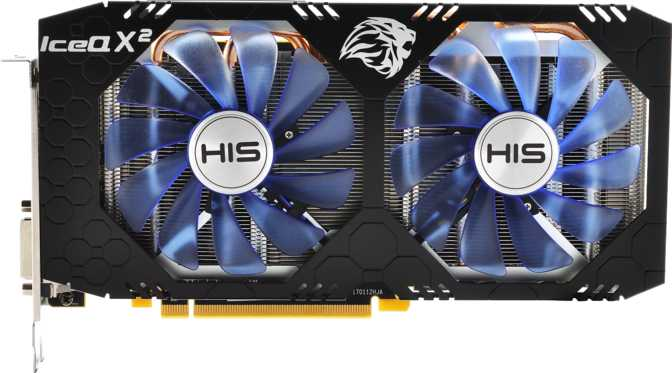 HIS Radeon RX 580 IceQ X2 Turbo