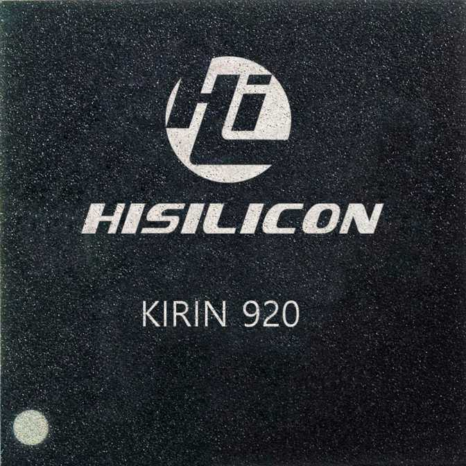 HiSilicon Kirin 920