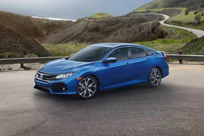 Honda Civic Sedan (2018)