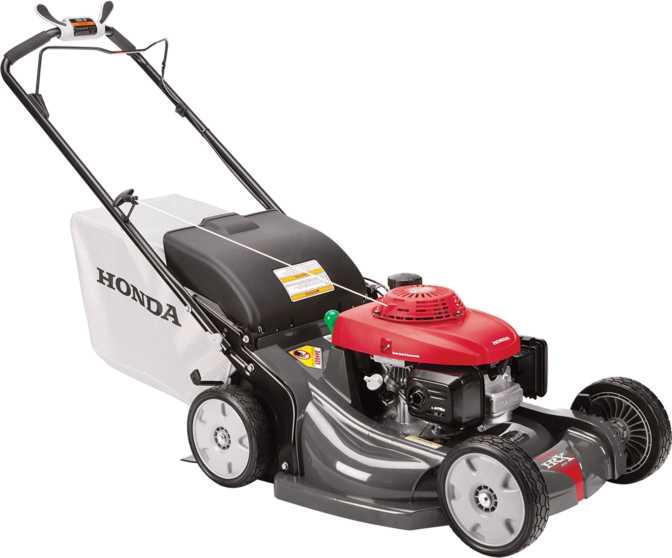 Honda HRX217 HYA