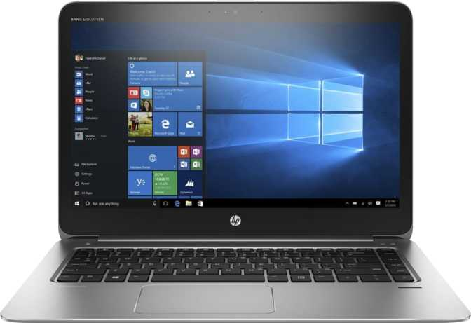 "HP EliteBook 1040 G3 14"" Intel Core i7-6600U 2.6GHz / 8GB / 256GB SSD"