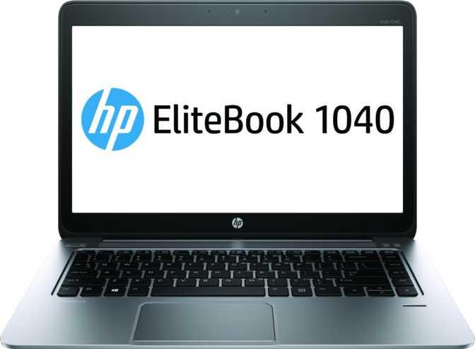 "HP Elitebook Folio 14"" Intel Core i5-4210U 1.7GHz / 4GB / 128GB"